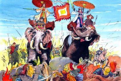 Lịch sử Việt Nam bằng tranh – nước Âu Lạc